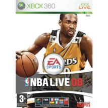 NBA Live 08 Xbox 360 (használt)