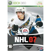 NHL 07 Xbox 360 (használt)