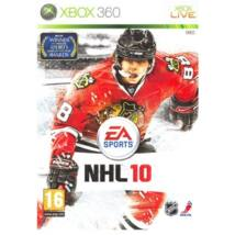 NHL 10 Xbox 360 (használt)