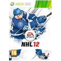 NHL 12 Xbox 360 (használt)