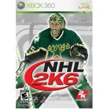 NHL 2K6 Xbox 360 (használt)