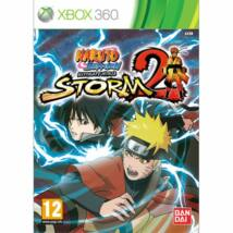 Naruto Shippuden Ultimate Ninja Storm 2 Xbox 360 (használt)