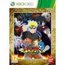 Naruto Ultimate Ninja Storm 3 Full Burst Xbox 360 (használt)