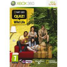 Nat Geo Quiz : Wild Life Xbox 360 (használt)