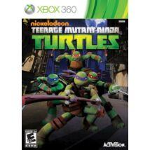 Nickelodeon Teenage Mutant Ninja Turtles Xbox 360 (használt)