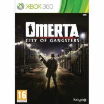 Omerta: City of Gangsters Xbox 360 (használt)