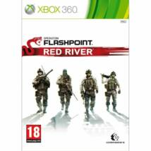 Operation Flashpoint Red River Xbox One Kompatibilis Xbox 360 (használt)