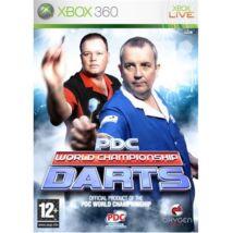 PDC World Championship Darts 2008 Xbox 360 (használt)