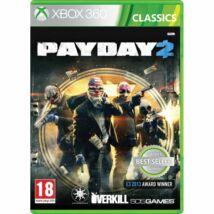 PayDay 2 Xbox 360 (használt)