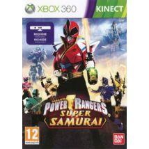 Power Rangers: Super Samurai Xbox 360 (használt)
