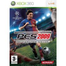 Pro Evolution Soccer (PES) 2009 Xbox 360 (használt)