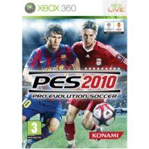 Pro Evolution Soccer 2010 Xbox 360 (használt)