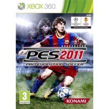 Pro Evolution Soccer 2011 Xbox 360 (használt)