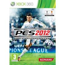 Pro Evolution Soccer 2012 Xbox 360 (használt)