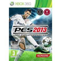 Pro Evolution Soccer 2013 Xbox 360 (használt)