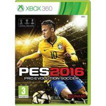Pro Evolution Soccer 2016 Xbox 360 (használt)