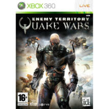 Quake Wars Enemy Territory Xbox 360 (használt)