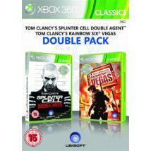 Rainbow Six Vegas + Splinter Cell Double Agent Xbox 360 (használt)