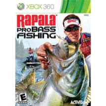 Rapala Pro Bass Fishing (Without Rod) Xbox 360 (használt)