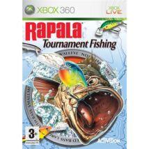 Rapala Tournament Fishing Xbox 360 (használt)