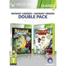 Rayman Legends + Rayman Origins Double Pack Xbox 360 (használt)