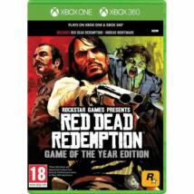 Red Dead Redemption (Game of The Year Edition) Xbox 360 (használt)