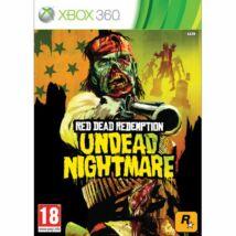 Red Dead Redemption Undead Nightmare Xbox 360 (használt)