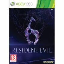 Resident Evil 6 Xbox 360 (használt)