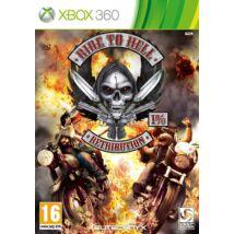 Ride to Hell Retribution Xbox 360 (használt)