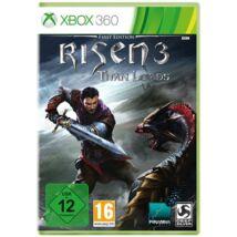 Risen 3 Titan Lords Xbox 360 (használt)