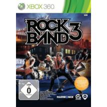 Rock Band 3 Xbox 360 (használt)