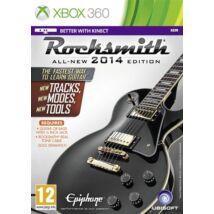Rocksmith 2014 Xbox 360 (használt)
