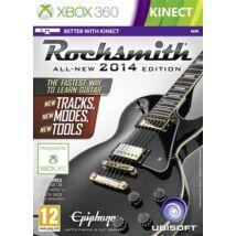 Rocksmith 2014 (With Real Tone Cable) Xbox 360 (használt)