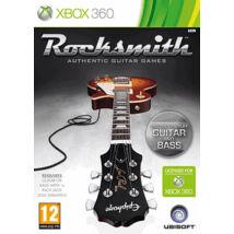Rocksmith Authenic Guitar Games Xbox 360 (használt)