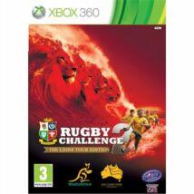 Rugby Challenge 2 - Lions Tour Edition Xbox 360 (használt)