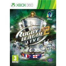 Rugby League Live 2 World Cup Edition Xbox 360 (használt)
