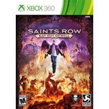 Saints Row Gat Out Of Hell (No DLC) Xbox 360 (használt)