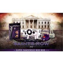 Saints Row IV (4) Wub Wub Edition Xbox 360 (használt)