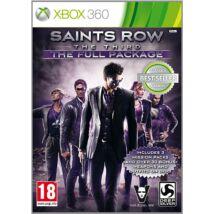 Saints Row The Third Full Package Xbox 360 (használt)