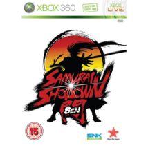 Samurai Shodown Sen (15) Xbox 360 (használt)