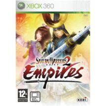 Samurai Warriors 2 Empires Xbox 360 (használt)