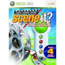 Scene It Lights Camera Action & 4 buzzer Xbox 360 (használt)