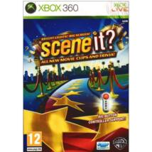 Scene It! Bright Lights Big Screen Xbox 360 (használt)