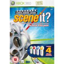 Scene it! Lights Camera Action (No Buzz) Xbox 360 (használt)