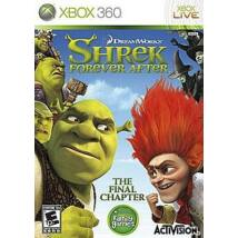 Shrek Forever After Xbox 360 (használt)