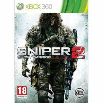 Sniper Ghost Warrior 2 fémdobozos Xbox 360 (használt)