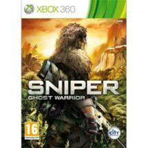 Sniper Ghost Warrior Xbox 360 (használt)