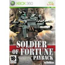 Soldier of Fortune Payback Xbox 360 (használt)