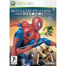 Spider Man Friend or Foe Xbox 360 (használt)
