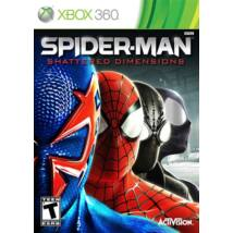 Spider-Man Shattered Dimensions Xbox 360 (használt)